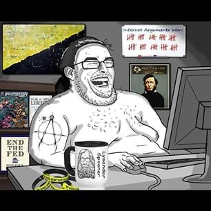 Are anarcho-capitalist men disgusting?
