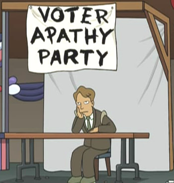 The Liberty Movement Gave Me Apathy