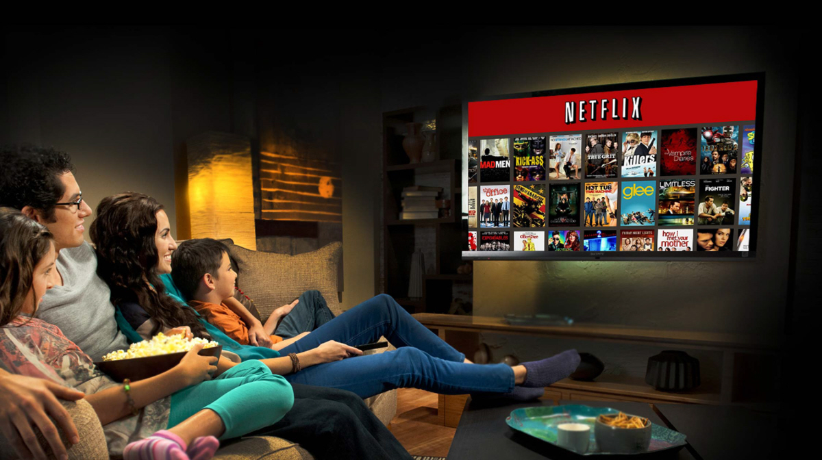 Man, Economy, and Netflix