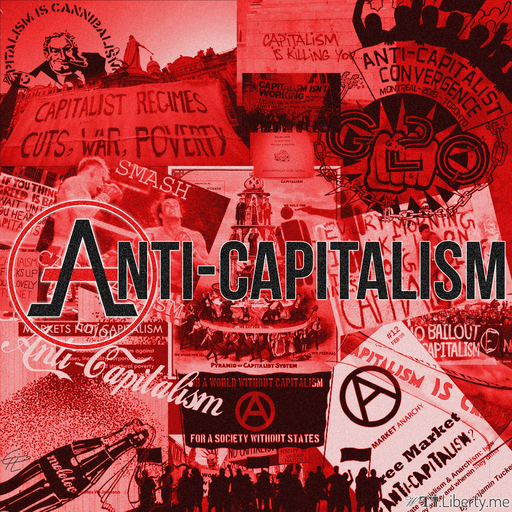 Anti-Capitalism, A Love Story