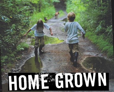 Learning Through Living: Home Grown Kiddos