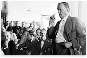 Clarence Darrow on Freedom, Justice, and War