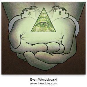 Hushing Up Conspiracy Theories