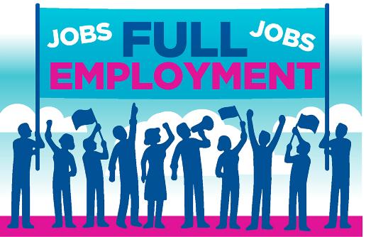 US Economy Reaches 'Full Employment'