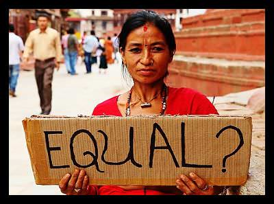 equal rights between men and women Worldwide, most countries recognize that equal rights should exist between men and women many have produced regulations intended to fight discrimination and programs granting women access to health, education, and economic rights such as.