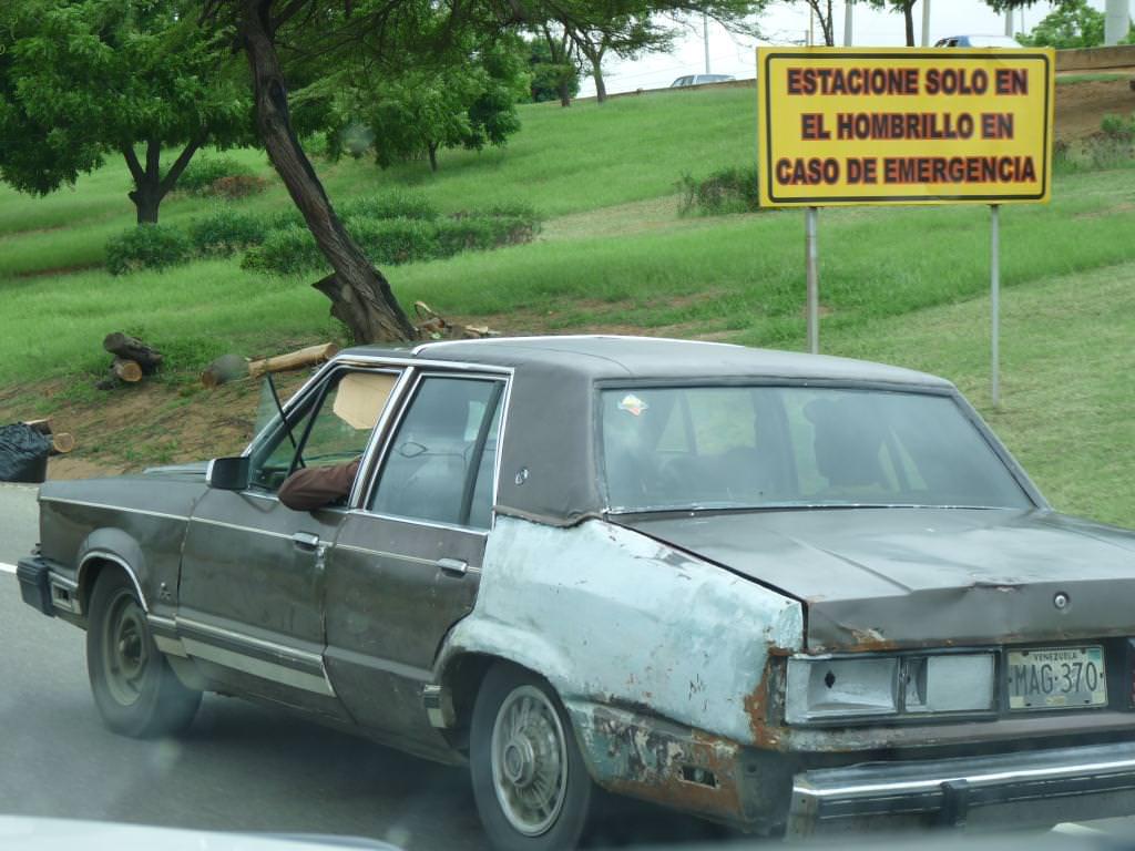 Venezuela : the revolution will not be motorized