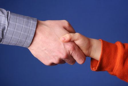 Why Negotiate with Children?