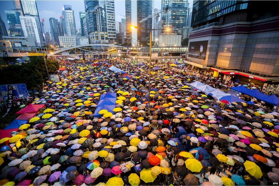 Hong Kong: Democracy and Liberties