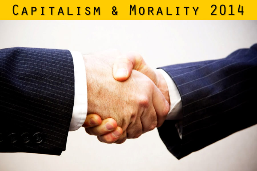 Jayant Bhandari – Values that Underpin Successful, Dynamic Societies [Capitalism & Morality 2014]