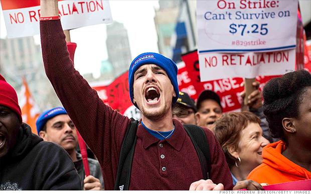 Minimum Wage: Making People Useless