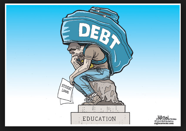 No End in Sight  For Higher-Education Malinvestment