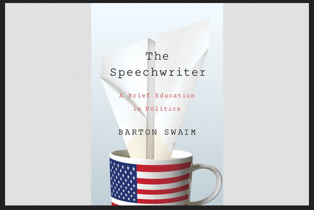 The Education of a Speechwriter
