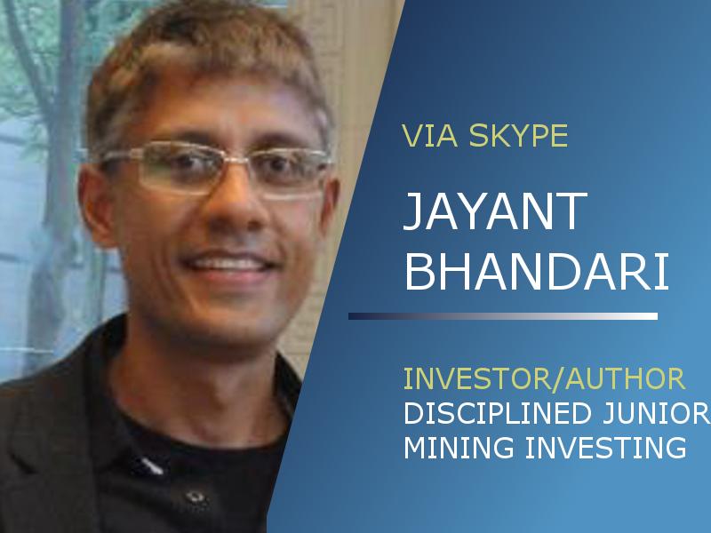 Jayant Bhandari | Gold Miners Overpriced