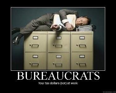 America's Secret Ruling Class: The Bureaucrat