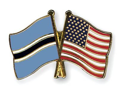 Botswana vs. America (Economics NOT Soccer)