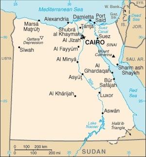 Israeli Army May Attack ISIS in Sinai Peninsula