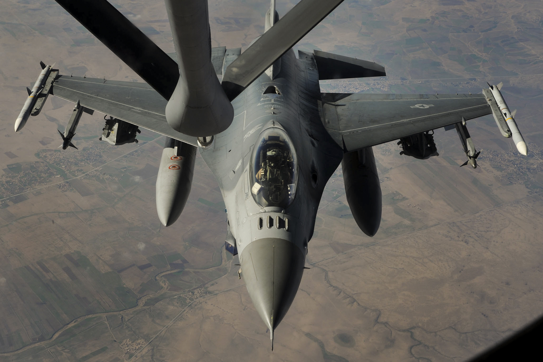 Study: Hundreds of Civilians Reported Killed in First Year of Coalition Airstrikes