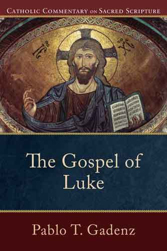 Book cover: The Gospel of Luke, by Pablo T. Gadenz