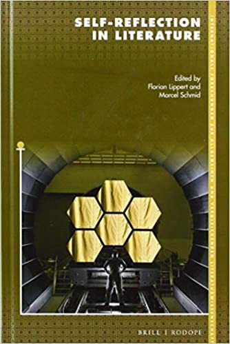 Book cover: Self-Reflection in Literature, edited by Florian Lippert and Marcel Schmid