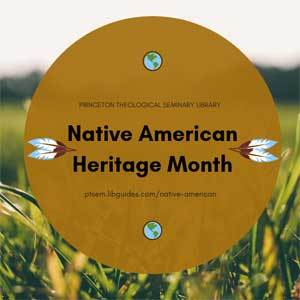 graphic for Native American Heritage Month