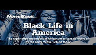 New Database: Black Life in America, Series 1, 2 and 3