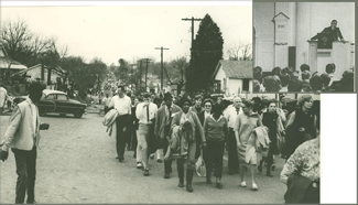 Selma March, 1965; James J. Reeb Memorial Lecture, 1968
