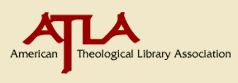 American Theological Library Association logo