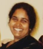 Sarita Ravinder, Cataloging and Christian Education Librarian, early in her tenure at Princeton Theological Seminary