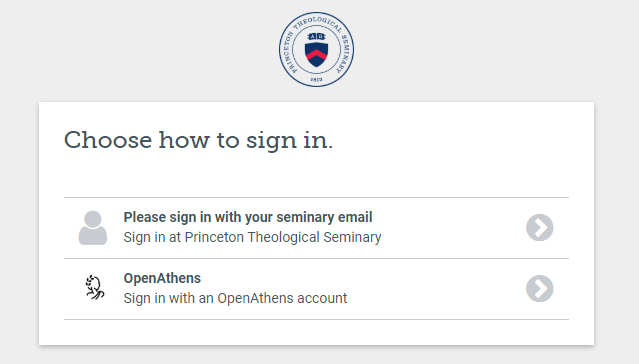 "Screenshot of the ""Choose how to sign in"" window"