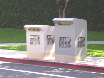 Ignatian Circle return bins