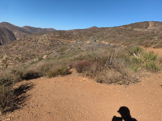Grandma on Ray Miller trail
