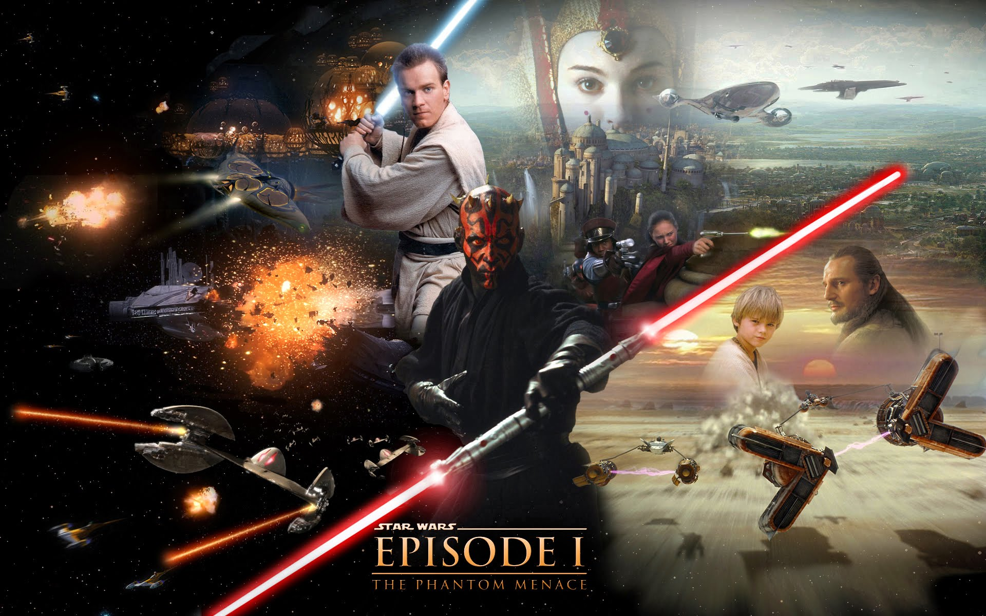 Episode I: The Phantom Menace