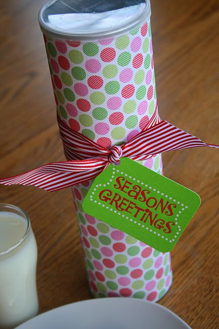 2. Holiday Cookie Containers | Easy DIY Christmas Ideas | Life360 Tips