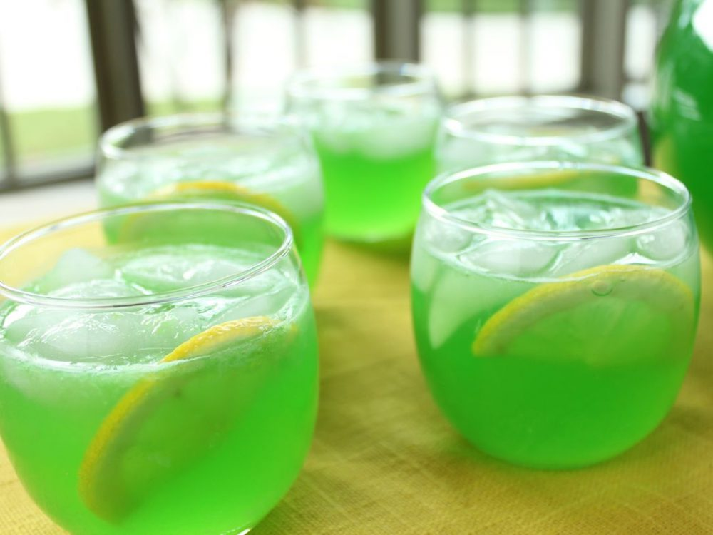 Lime Sherbet Punch  | Life 360 Tips