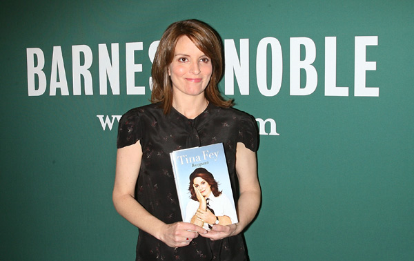 'Bossypants' by Tina Fey | Life 360 Tips