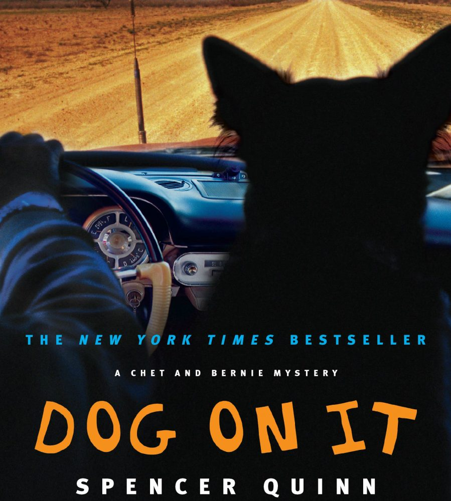 Dog On It by Spencer Quinn | 9 Great Summer Reads For Animal Lovers | Life360 Tips