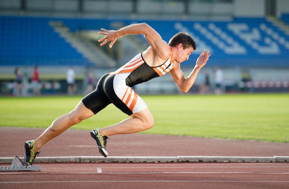 The Track Routine | 8 Best Cardio Workouts For Men In Their 40s | Life360 Tips