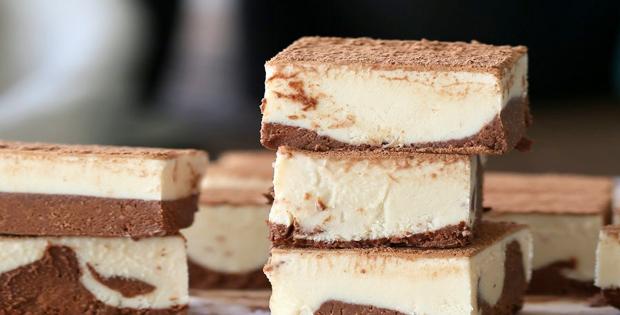 Vegan Tiramisu Fudge Bars | Life 360 Tips