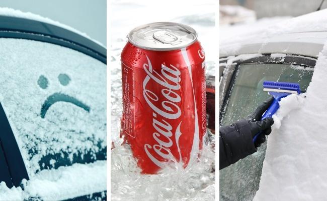 De-ice your car   Life 360 Tips
