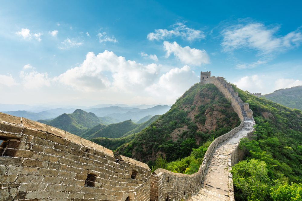 The Great Wall, China | Life360 Tips
