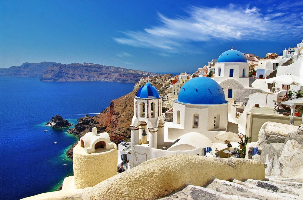Santorini, Greece | Life360 Tips