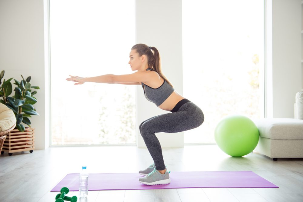 How to Get Bigger Buttocks With Exercise From Home | Life360 Tips