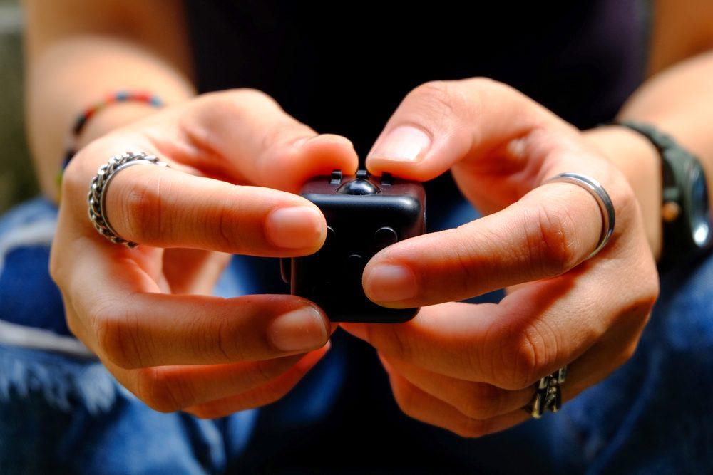6. Can you make a DIY fidget cube? | Life 360 Tips