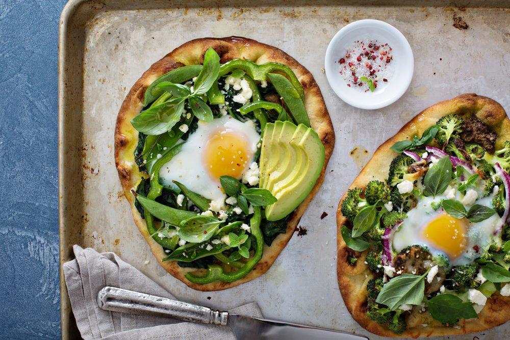 Keto Breakfast Pizza | Best Keto-Friendly Breakfast Ideas | Life360 Tips