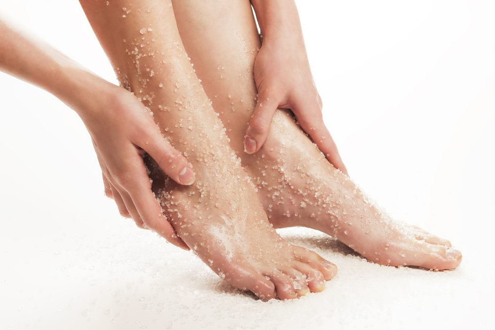 Sea salt is great for skin health | Life 360 Tips