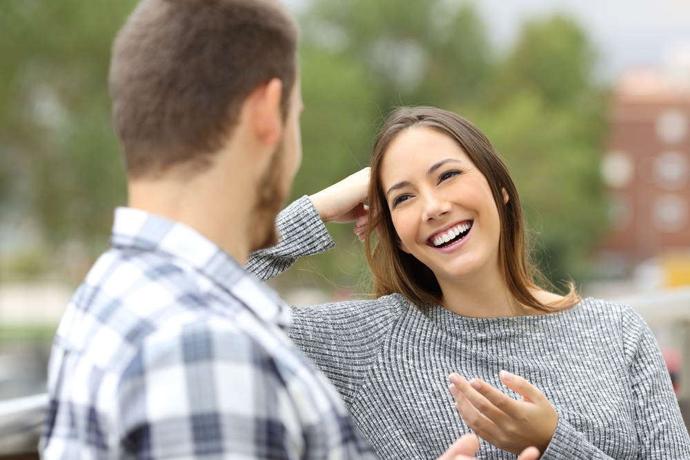 Showing genuine interest   8 Behaviors That Attract Men The Most   Life360 Tips