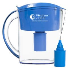 Pitcher of Life With Replacement Filter