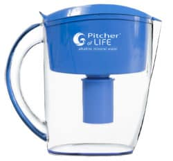 Pitcher of Life Alkaline Water Pitcher-0