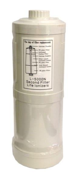 LIFE Ionizer 5000 Second Filter-0