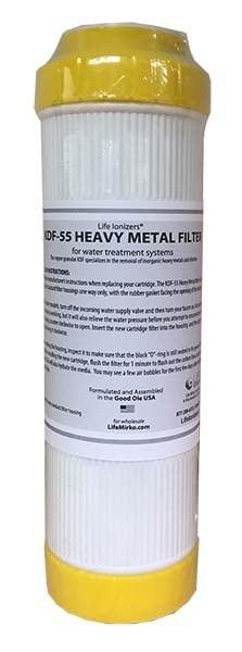 Granular Activated Carbon Cartridge KDF-55 (Heavy Metal)-0